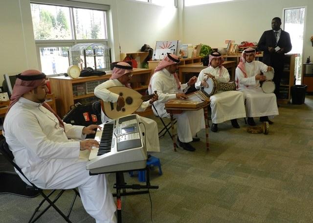 Saudi Musicians